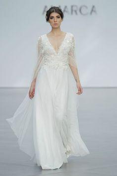 Vestidos de novia sencillos para chaparritas