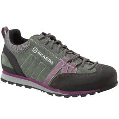 ScarpaCrux Shoe - Women's - Approach shoes for climbing.