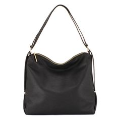 Elaine Turner Joey Black Backpack Hobo