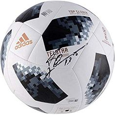 e5e7231960a Lionel Messi Argentina Autographed 2018 FIFA World Cup Telstar 18 Soccer  Ball - Fanatics Authentic Certified