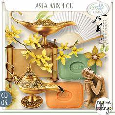 ASIA MIX CU 1