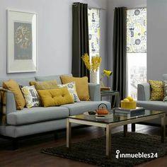 New Living Room Grey Mustard Rugs Ideas Mustard Living Rooms, Grey And Yellow Living Room, Grey Room, Grey Yellow, Yellow Walls, Grey Walls, Mustard Yellow, Dark Grey, Living Room Color Schemes