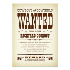 Deals Western Wanted Poster Party Invitations so please read the important details before your purchasing anyway here is the best buy