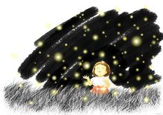 Grave of The Fireflies by dave-il on deviantART