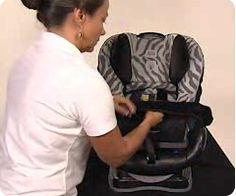 How to Clean a Car Seat - Britax recommends that you clean the car seat cover and buckle periodically to keep them in their best shape.