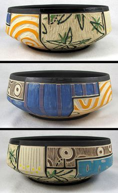 Title: Bowl; Artist: Mark Errol by Bear and Bird, via Flickr