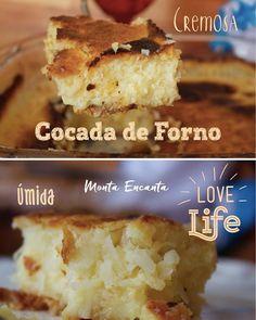 Melhor Doce de Coco da Vida! Cocaca Cremosa de Forno, com caldinha alucinante e mais fácil de fazer! Impossível