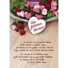 Ich wünsche dir von ganzem Herzen - Vivat! christliche Bücher & Geschenke