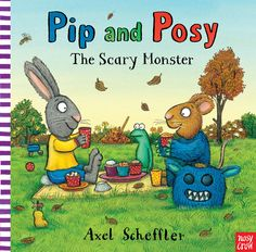 Booktopia has The Scary Monster, Pip and Posy Series by Axel Scheffler. Buy a discounted Board Book of The Scary Monster online from Australia's leading online bookstore. Toddler Books, Childrens Books, Baby Books, Axel Scheffler, Monster Board, The Gruffalo, Scary Mask, Big Balloons, Scary Monsters