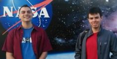 Regresan estudiantes mexicanos de la NASA