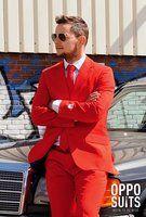 Kostuum Red Devil