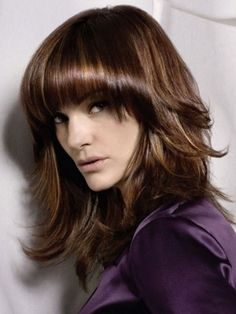 Level 4 medium brown hair
