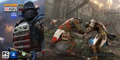 For Honor top and best xbox one games