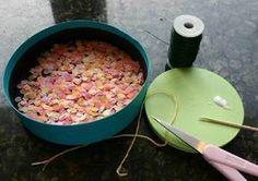 Miniature Flower Tutorial - Greenleaf Dollhouse Kits