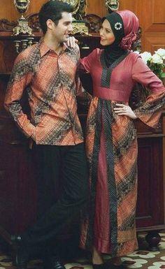 Batik for Women and Men, Indonesia