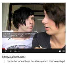 Phan forever (for them and phantom of the opera xD)<--- really? Really?!?!
