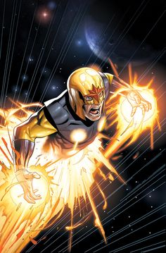 Nova Marvel | To a reader who may be new to Marvel Adventures Super Heroes (MASH ...