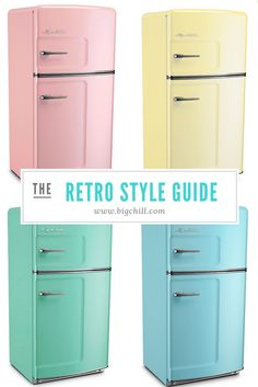 Fun Colors, Big Style-in a Retro Design. Featuring mid-century styling and VIBRANT colors. Click to learn more.