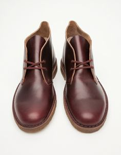 Horween Desert Boot #boots #menstyle #shoes #classy