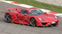 Top Gear GT Cup 2016 Monza circuit! Huayra BC, 918 Spyder, 675LT, F12 .....