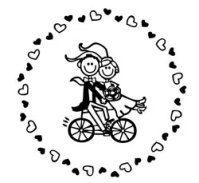 Sposarsi in bicicletta...