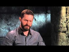 """The Hobbit: The Battle of the Five Armies: Richard Armitage """"Thorin"""" Behind the Scenes clips"""