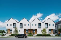 Dwell - Sustainability is the Centerpiece of This New Austin Development