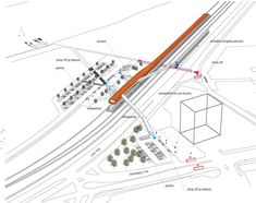 Gallery - Arhitektuuribüroo PLUSS Wins Competition for Railway Station in Pärnu - 5