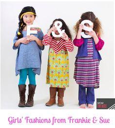 Small Designer Profile: Frankie & Sue | MomTrends