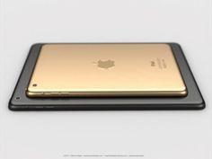 iPad Mini 2 y iPad 5 - Así Podrían Ser con Touch ID Incorporado