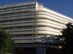 Latitude 43 (1932) Saint Tropez Architecte : Georges-Henri Pingusson.