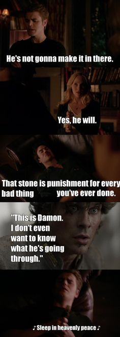 Strfen's confidence over his brother Damon ..