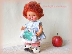 Hummel Goebel doll produced 1957 Charlot Byj by ShabbyGoesLucky