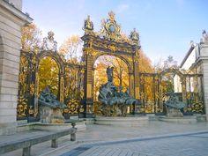 L'automne à Nancy, Place Stanislas !   #Nancy #Lorraine #VisitLorraine