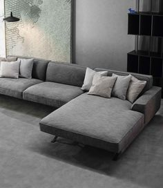 45 Awesome Modern Sofa Design Ideas – Page 26 of 45 45 Fantastische moderne Sofa-Design-Ideen Sofa Furniture, Sofa Chair, Sectional Sofa, Furniture Design, Chair Design, Furniture Buyers, Furniture Market, Furniture Online, Furniture Stores