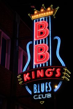 B. B. King's Blues Club Memphis, Tennessee.  Go to www.YourTravelVideos.com or just click on photo for home videos and much more on sites like this.