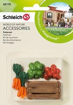 Schleich - Feed Set
