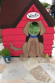 """Photo 5 of 44: Frogs & Snails & Puppy Dog Tails (& Red Wagons) / Birthday """"Carter's 1st Birthday Party"""" 