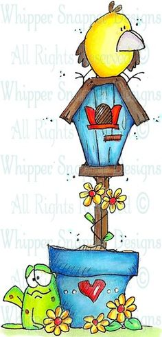 "⌘ WHIPPER SNAPPER DESIGNS ⌘ Home ""Tweet"" Home"