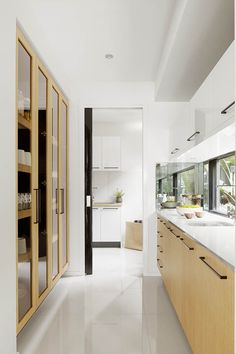 Good overhead storage - Butler's Pantry - Scandinavian - Metro - Metricon