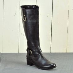Bandolino Chamber Wide-Calf Tall Riding Boots now available on our #ebay store!   #boots #shoes #women #womensshoes #fall #winter #fashion #sale #shopping #style #lifestyle #underground #brands #sale #discount #offer #deals #shop #eshop #eshopping #estore #apparel
