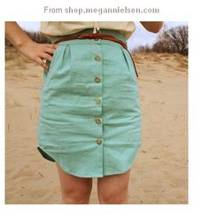 How to make a dress out of a man's shirt. Fantastic. I'm going to see if my dad has some old ones he doesn't want :)