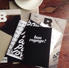 Bon voyage!#magazine#B