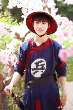 Vương Tuấn Khải# wang jun kai# cao năng thiếu niên đoàn