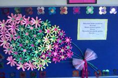 öğretmenler günü panosu Literacy Games, Preschool Activities, School Wall Decoration, Art Projects, Projects To Try, Science Writing, Birthday Charts, Teachers' Day, Classroom Displays