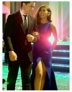 Alden and Maine Maine Mendoza Outfit, Alden Richards, Random Pictures, Filipino, Idol, Queen, Outfits, Suits, Kleding