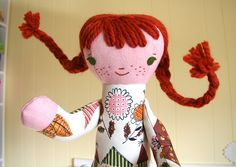 pippi by Hillary Lang, via Flickr; wee wonderfuls blog