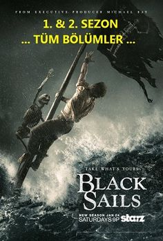 Black Sails - 1.&2. Sezon - Tüm Bölümler
