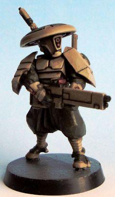 Warhammer Paint, Warhammer 40k Art, Warhammer 40k Miniatures, Fire Warrior, Warrior Helmet, Tabletop, 40k Armies, Tau Empire, Game Workshop