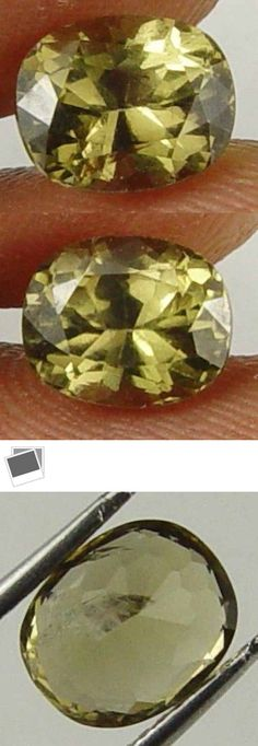 Kornerupine 168167: Kornerupine Natural 1.60 Ct 7.41 X 6.07 Mm Well Cut Cushion Glowing Gem 10090171 -> BUY IT NOW ONLY: $50 on eBay!